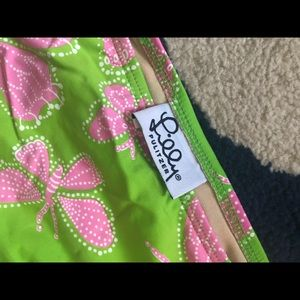 Lilly Pulitzer swimsuit bottom Size 12